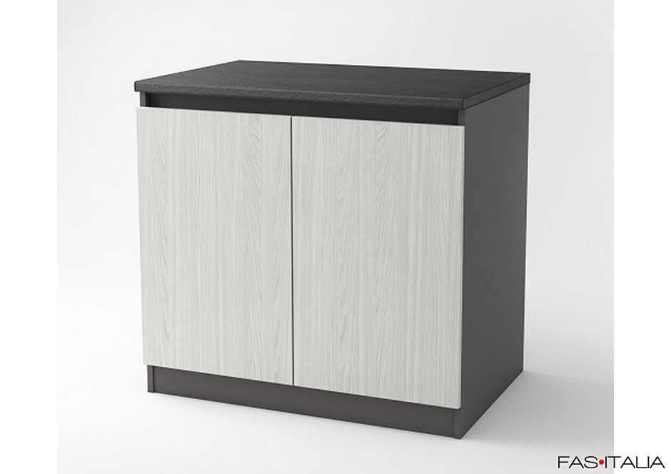 Mobile per buffet a due ante 100x66 cm Essential | Fas Italia