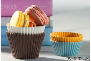 Mini cupcakes colorati Ø 4,7 cm