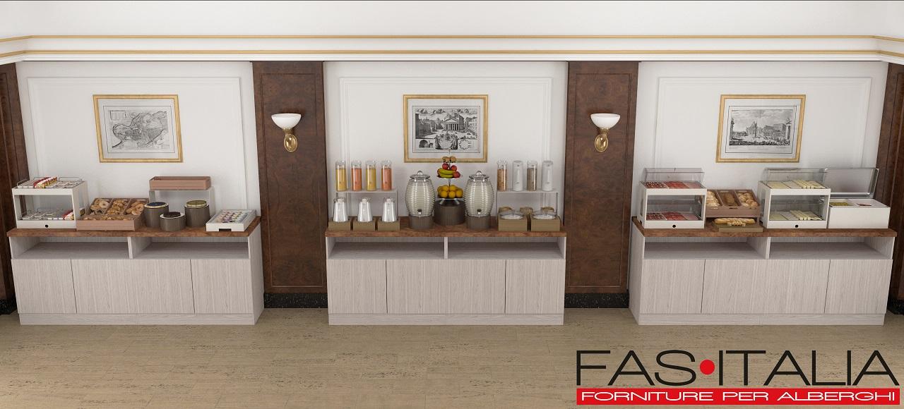 Progetta la tua sala colazione con noi mobili e attrezzature for Mobili per la sala